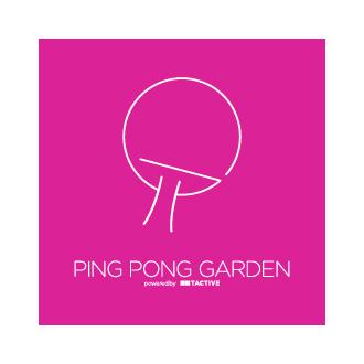 PING PONG GARDEN