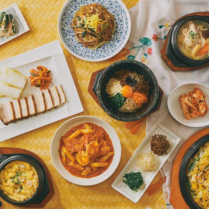 한국 가정 요리 치에고야