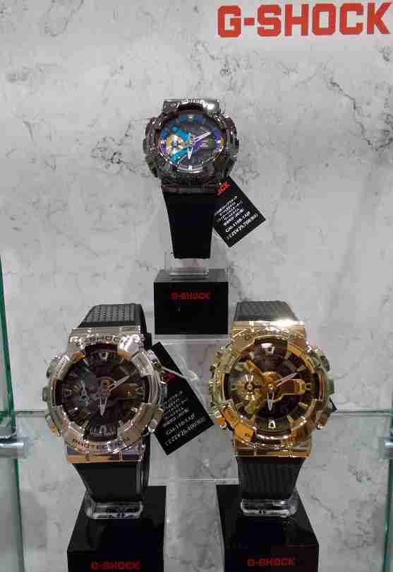 NEW FACE G-SHOCK!!